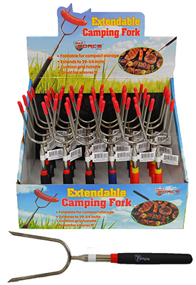 SS EXT Camping Fork