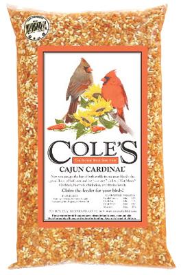 10LB Caju Cardinal Food CB10