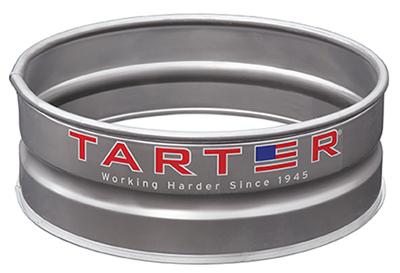 3-Ft. Metal Fire Ring Tarter