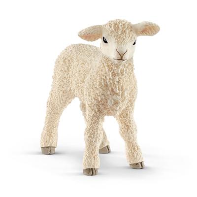 Schleich White Lamb