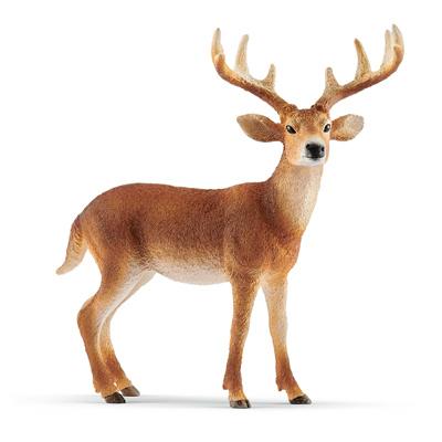 Schleich Brown/White Tailed Buck