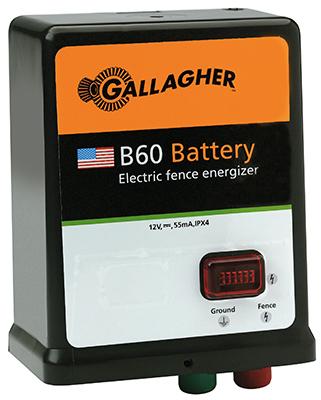 Fencer, Battery Fencer B60