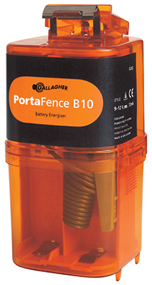 B10 6Acre Fence Charger