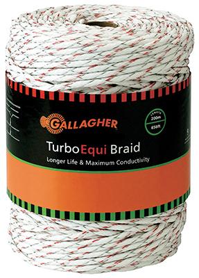 Equi-braid, Turbo 656'