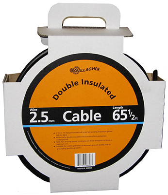 Underground Cable, Heavy Duty65'