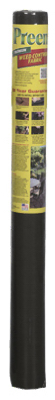 4'x50' Black Landscape Fabric