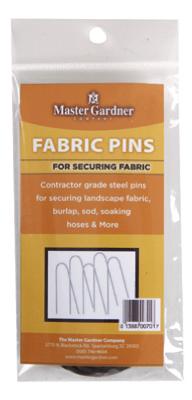 10PK Steel Fabric Pin
