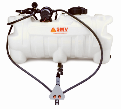 25GAL Boomless Sprayer 2 NOZZLE