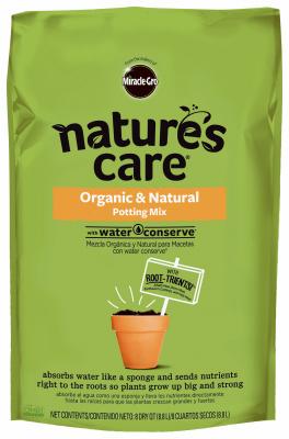 Natures Way 8QT Org Potting Mix