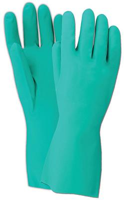 LG GRN Chem Nitr Glove DISC