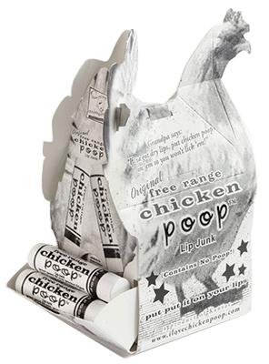 Chicken Poop Lip Junk