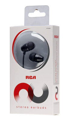BLK Stereo Ear Buds