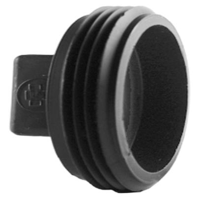 1-1/2 ABS Plug  MPT