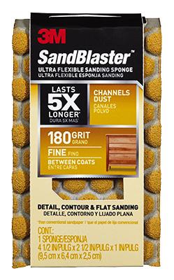 3M 180G Ultra Flex Sand Sponge