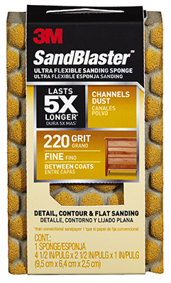 3M 220G Ultra Flex Sand Sponge