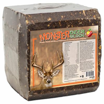 25LB Monster Deer Block