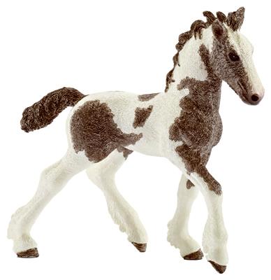 Schleich Brown/White Tinker Foal
