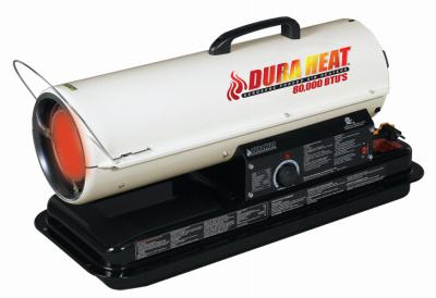 80,000 BTU Kerosene Turbo Heater