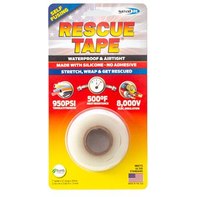 """1""""x12' CLR Rescue Tape"""