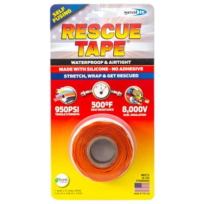 "1""x12' ORG Rescue Tape"