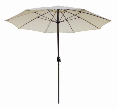 FS 9' NAT ALU Umbrella