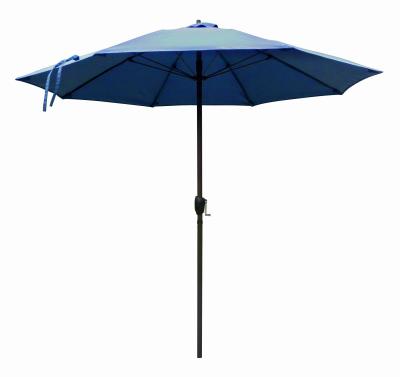 Cornell S True Value Hardware Fs 9 Blue Alu Umbrella