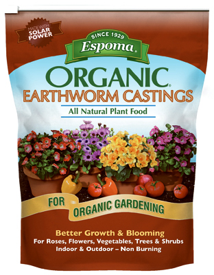 4-QT Earthworm Cast Mix