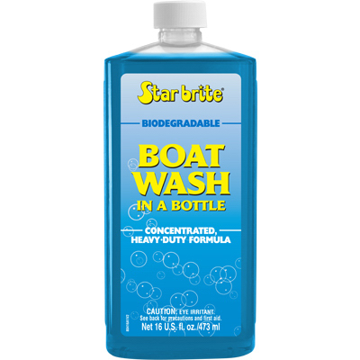 16OZ Boat Wash