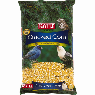 10LB Cracked Corn 100037029
