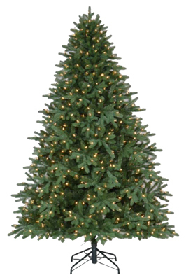 7.5' Olympus Fir Tree WW LED