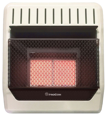 Infrared Wall Gas Heater