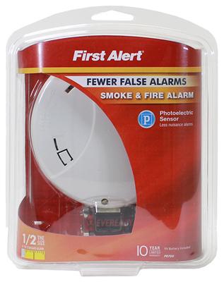 9V Smoke/Fire Detector 1039772