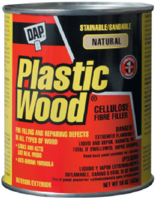 Nat Plastic Wood 1Lb