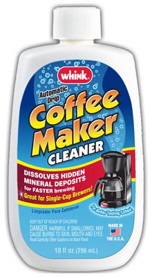 10oz Coffeemaker Cleaner