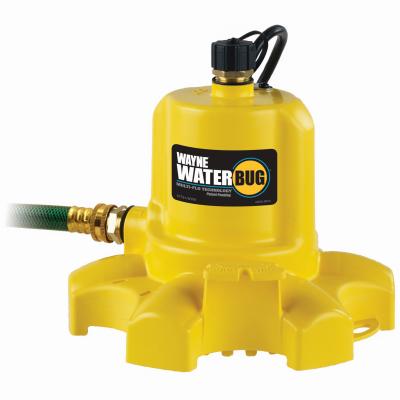 1/16HP Portable Utility Pump