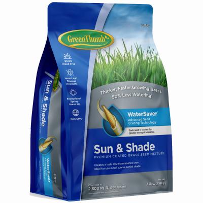 7LB Sun & Shade Grass Seed