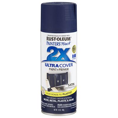 PT2X Satin Midnight Blue Spray