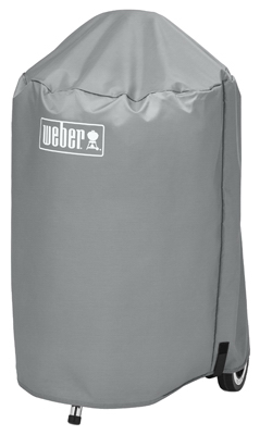 "18"" Kettle Grill Cover GREY"