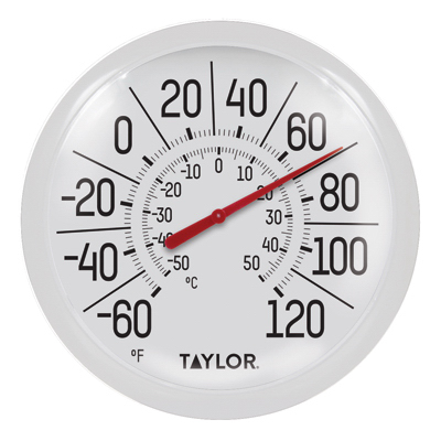 "8.5"" Dial Thermometer"