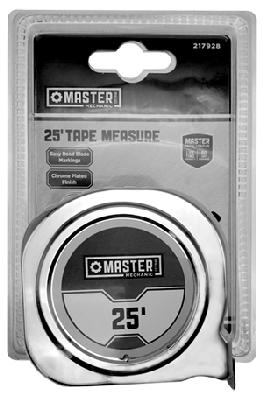 25' Tape Measure