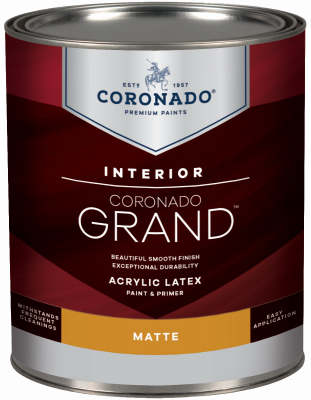 Coronado Grand Interior Paint By Benjamin Moore Grand Qt