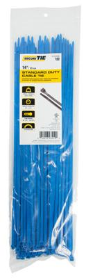 GB SecuriTie CT14-50100B Cable Tie, Nylon, Blue