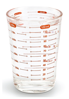 4OZ Measuring Glass