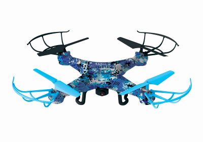 BLU Camo Striker Drone