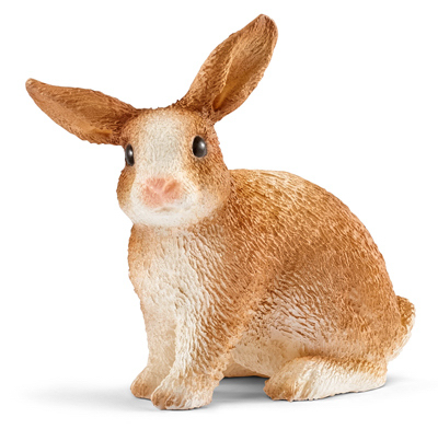 Schleich Sitting Rabbit