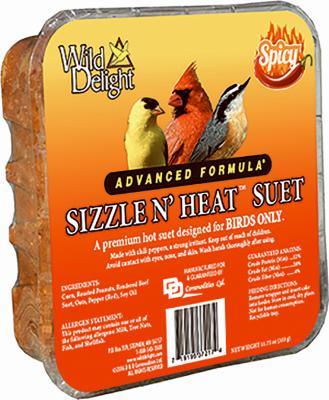11.75OZ Sizz Heat Suet 372175