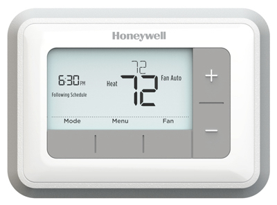 Departments 7day Prog Thermostat