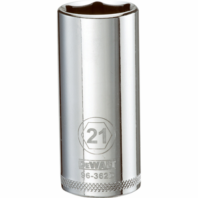 "3/8""DR 21mm Deep Socket"