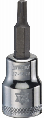 "3/8""DR T25 Star Socket"