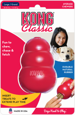 Kong LG RED Class Toy